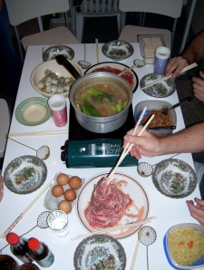 Steamboat nite